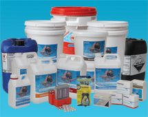 Chemicals, Equipment & Spares